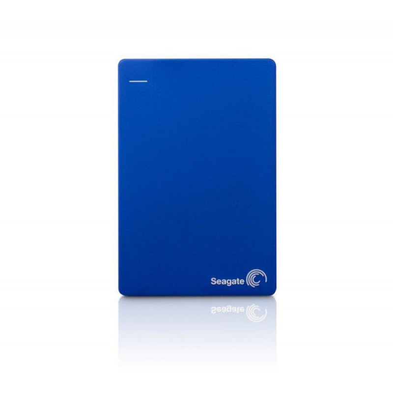 SEAGATE Backup Plus Slim Portable Hard Drive - 1 TB